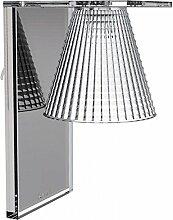 Kartell 9120B4 LIGHT AIR Wandleuchte , glasklar