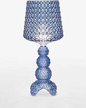 Kartell 9200/AZ Mini Kabuk Lampe, Blau