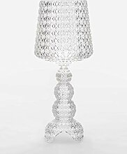 Kartell 9200/B4 Mini Kabuk Lampe, Glasklar