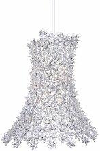 Kartell Bloom Pendelleuchte Kristall