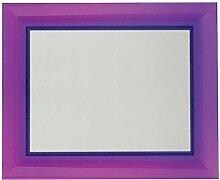 Kartell Francois Ghost Wandspiegel, Plastik,