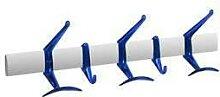 Kartell Hanger Garderobenstange B 60cm kobaltblau
