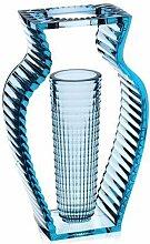 Kartell I-Shine Vase Blau