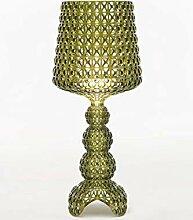 Kartell Mini Kabuki Lampe, Grün