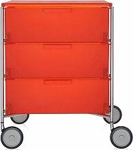 Kartell Mobil 3 Orange