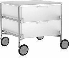 Kartell - Mobil Container - mit Rollen, 2