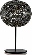 Kartell Planet High Tischleuchte LED Grau (h) 53 X (Ø) 33 Cm