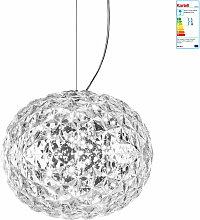 Kartell - Planet LED Pendelleuchte, glasklar