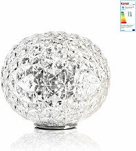 Kartell - Planet LED Tischleuchte, glasklar