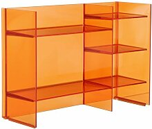 Kartell Sound Rack Regal Orange