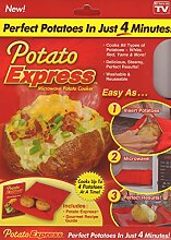 Kartoffel Express Mikrowelle Kartoffel Herd (1)