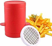 Kartoffelhersteller, Mikrowellen-Pommes-Maschine