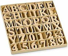 Karton Buchstaben Und Zahlen Set (360pcs), Efco,
