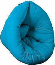 Karup Baby Nest Stuhl, Cottone/Polyester, blau