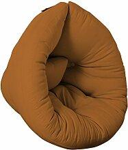 Karup Baby Nest Stuhl, Cottone/Polyester, orange