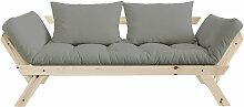Karup - Bebop Sofa, Kiefer natur / grau