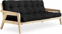 Karup Design - Grab Sofa, Natur / dunkelgrau (734)
