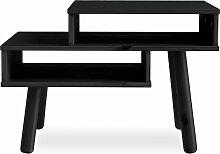 Karup Design - Hako Couchtisch, schwarz