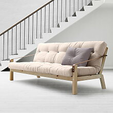 Karup Design - Poetry Schlafsofa, Kiefer klar