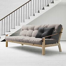 Karup Design - Poetry Schlafsofa, Kiefer natur /