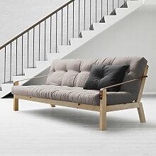 Karup Design - Poetry Sofa, Kiefer natur / grau