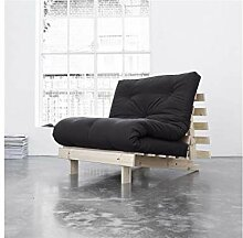 Karup Roots Sofa, Stoff, grau, 200 x 90 x 20 cm