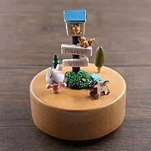 Karussell Musik-Box Für Kinder,Kreative Cute