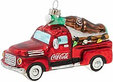 kat + annie Delivering The Holidays Coca-Cola