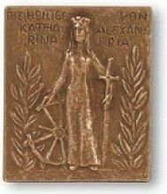 Katharina * kleine Geschenkidee Weihnachten * Namensplakette / Relief / Plakette * Grösse:13 x 10 cm