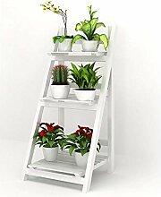 Katherinabade Pflanzenständer Pflanzentreppe 3