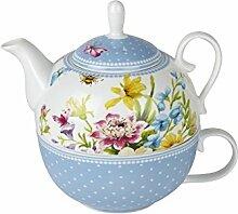 Katie Alice English Garden Tee für Einen
