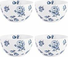 Katie Alice Vintage Indigo Floral Müslischalen,