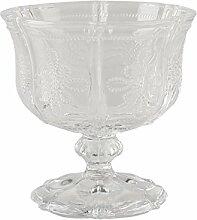 Katie Alice Vintage Indigo Kelchglas aus Glas,