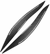Katurn 1 Paar Kohlefaser Scheinwerfer Augenbraue