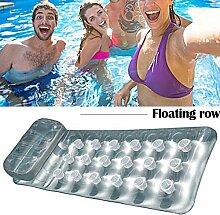 Katurn Suntanner Mat - Float Row Wasser
