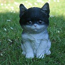 Katze Kater Katzen Mieze Tier Tierfigur Dekofigur