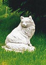 Katze (S164) Katzen Tiere Tier Gartendeko