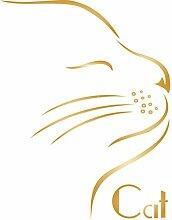 Katze Schablone,-wiederverwendbar Tier Animal