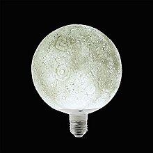 KAUFEN 13CM 3D magische E27 Mondlicht Tisch Schreibtisch LED Lampe 3 helle Farben für Hauptdekor Bar KTV Atmosphäre Nachtlich