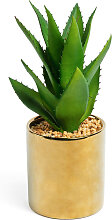 Kave Home - Agave kunstpflanze
