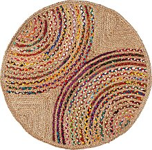 Kave Home - Graciela Teppich Ø 100 cm, rund