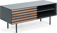 Kave Home - Kesia TV-Möbel mit Walnussfurnier 120