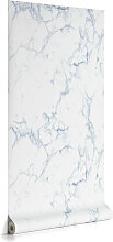 Kave Home - Marbela 10 x 0,53 m Tapete, blau