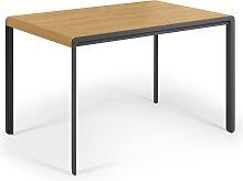 Kave Home - Nadyria ausziehbarer Tisch mit