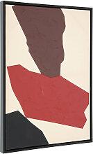 Kave Home - Padia Gemälde 50 x 70 cm