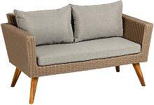 Kave Home - Sumie 2-Sitzer Sofa 134 cm FSC 100%