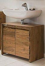 KAWOLA Badezimmer Waschbecken-Unterschrank Live