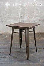 KAWOLA Bistrotisch Vilda Tisch Holz/Metall