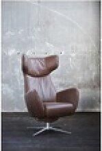 KAWOLA Sessel RANDY Drehsessel mit Wippfunktion