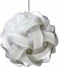 Kawosh DIY Puzzle Lampe Pendelleuchte Lampenschirm